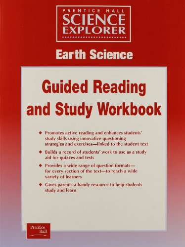 9780130440013: Science Explorer Earth Science Guided Reading and Study Workbook
