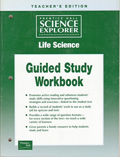 9780130440037: Guided Reading and Study Workbook (Prentice Hall Science Explorer, Life Science)
