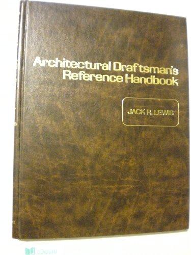 9780130441645: Architectural Draftsman's Reference Handbook