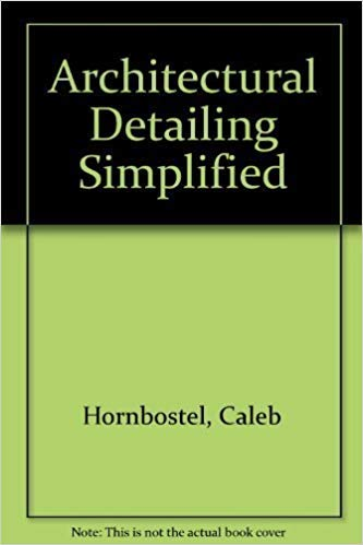 9780130441737: Architectural Detailing Simplified