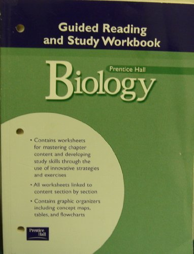 9780130441744: Prentice Hall Biology: Guided Study Workbook, Student Edition