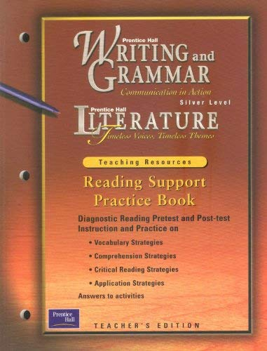 9780130443311: Writing and Grammar: Communication in Action Sliver Level, Teacher's Edition