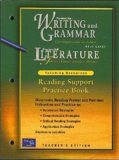9780130443328: Prentice Hall Writing and Grammar, Communication in Action, Gold Level, Teaching Resources for Readi