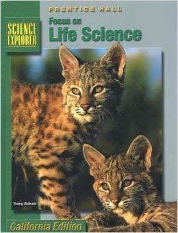 Focus on Life Science: Prentice Hall