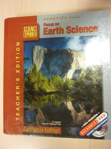 9780130443496: Focus on Earth Science (Prentice Hall Science Explorer)