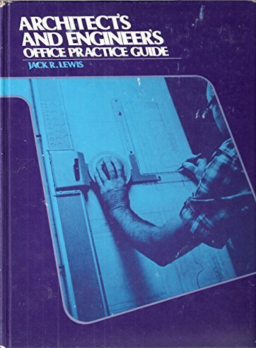 9780130446695: Architect's and engineer's office practice guide