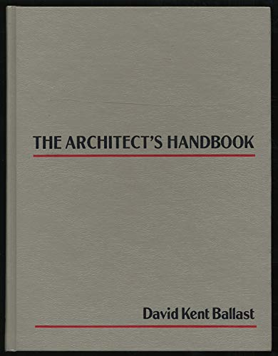 9780130446770: The architect's handbook