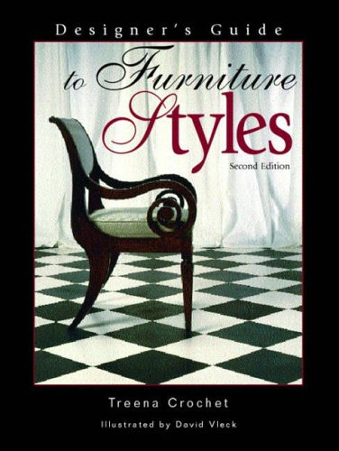 9780130447579: Designer's Guide to Furniture Styles (2nd Edition)