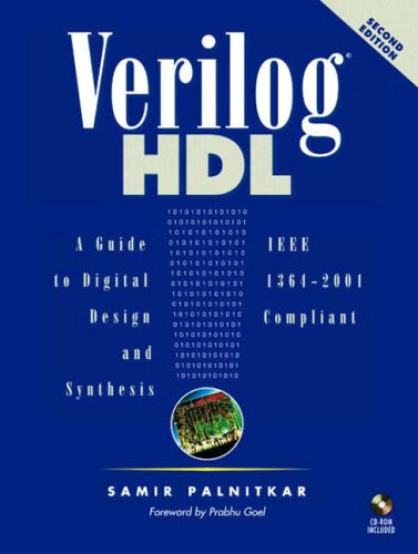 9780130449115: Verilog HDL: A Guide in Digital Design and Synthesis
