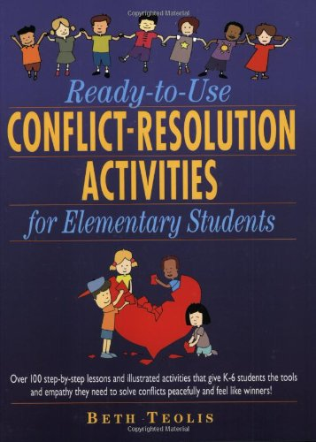 9780130449702: Ready-to-Use Conflict-Resolution Activities for Elementary Students