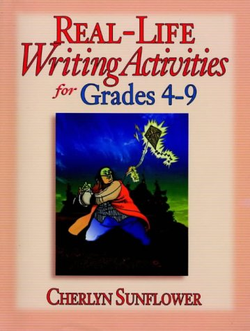 9780130449795: Real-Life Writing Activities for Grades 4-9