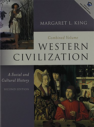 9780130450074: Western Civilization: A Social and Cultural History, Combined Edition (2nd Edition)