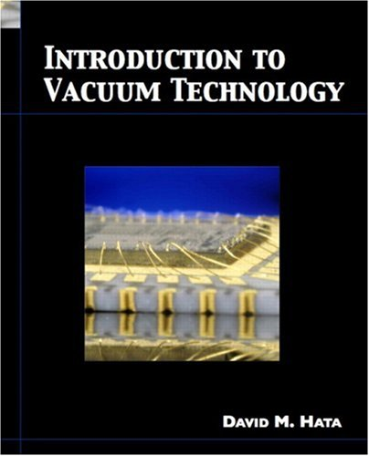 9780130450180: Introduction to Vacuum Technology