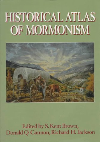 9780130451477: Historical Atlas of Mormonism
