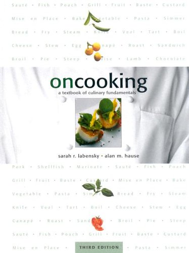 9780130452412: On Cooking: A Textbook of Culinary Fundamentals (3rd Edition)