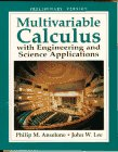 9780130452795: Multivariable Calculus with Engineering and Science Applications (Preliminary Version)