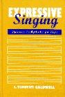 9780130452955: Expressive Singing: Dalcroze Eurhythmics for Voice