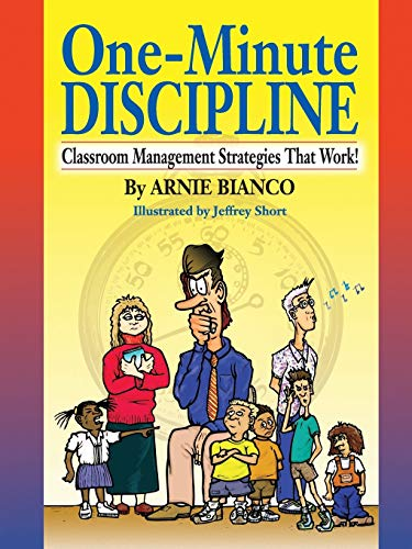 9780130452986: One-Minute Discipline : Classroom Management Strategies That Work