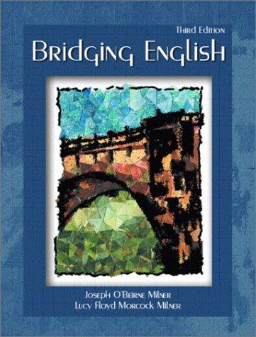 9780130453068: Bridging English