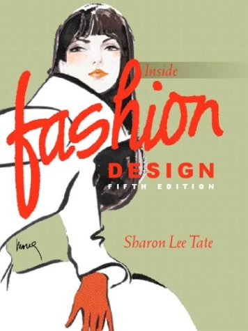 Fashion: Inside Fashion Design 9780130453662 This best-selling book gives readers a close look at the fashion industry from the professional designer's viewpoint. It contains clear and comprehensive coverage and excellent illustrations that examine fashion through the decades and trends of the times. KEY TOPICS Each chapter links stylishly updated visual images with relevant concepts. Coverage of the role of computers and digital technology are integrated into every phase of the design and production process .This reference covers business practice, vocabulary, and industry resources. For economic development researchers profiling the apparel industry, reporters who cover the fashion industry, PR and marketing people new to the fashion arena, and lawyers in civil cases related to apparel production and copyright issues.