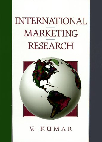 9780130453860: International Marketing Research
