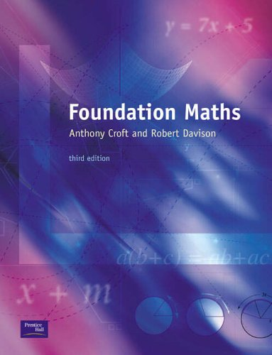 9780130454263: Foundation Maths (EMFS)