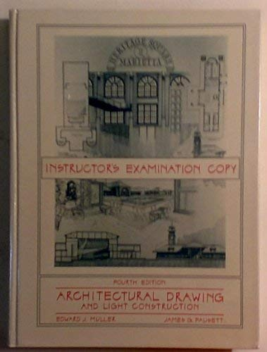 9780130455017: Architectural Drawing and Light Construction