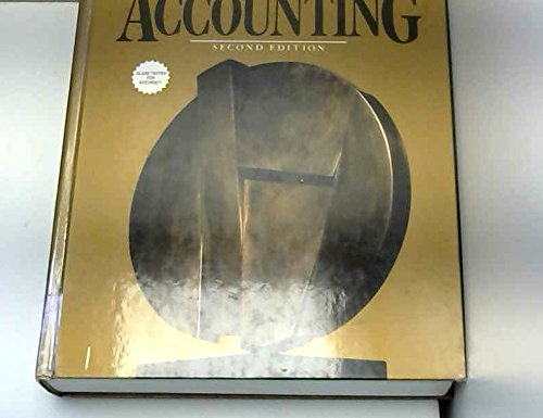 9780130455505: Accounting (Prentice Hall Series in Accounting)