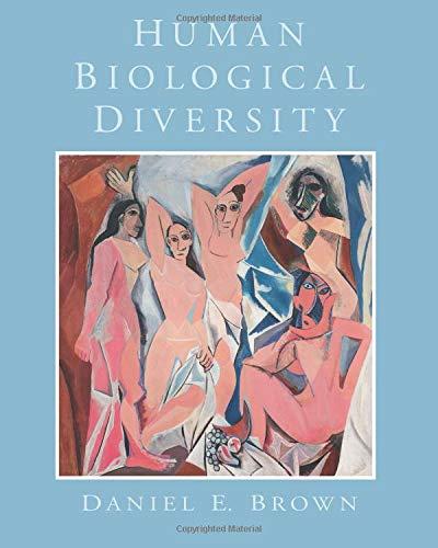 9780130455710: Human Biological Diversity