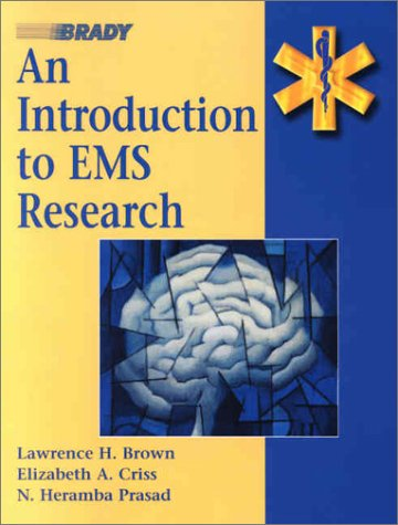 9780130456304: An Introduction to EMS Research