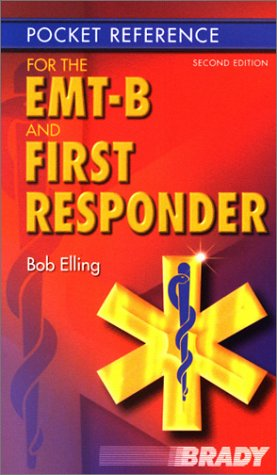 9780130456366: Pocket Reference for the EMT- B and First Responder