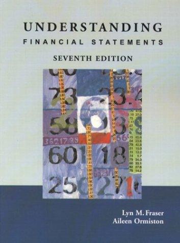 9780130458056: Understanding Financial Statements