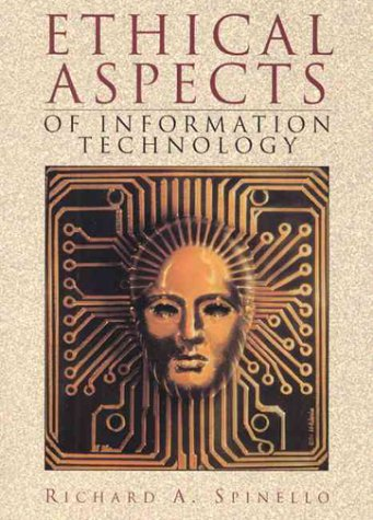 9780130459312: Ethical Aspects of Information Technology