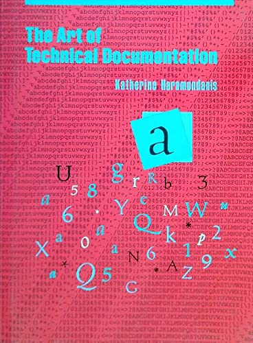 9780130460127: The Art of Technical Documentation