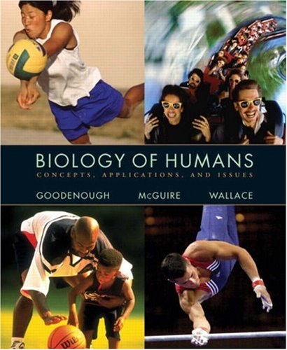 9780130460202: Biology of Humans: Concepts, Applications, and Issues (Human Biology Place)