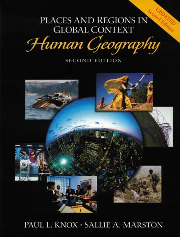 9780130460318: Places and Regions in Global Context: Human Geography (2nd Edition)