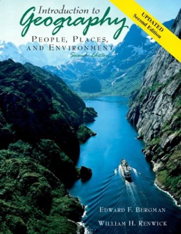 9780130460370: Introduction to Geography: People, Places, and Environment (2nd Edition)