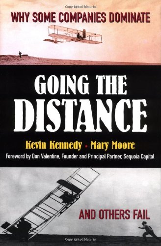 9780130461209: Going the Distance: Why Some Companies Dominate and Others Fail