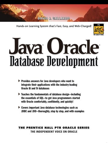 9780130462183: Java Oracle Database Development