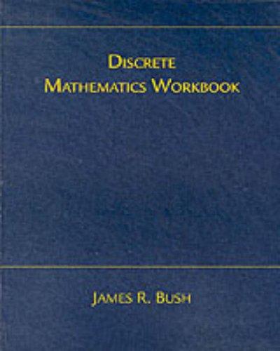 9780130463272: Discrete Math Workbook: Interactive Exercises