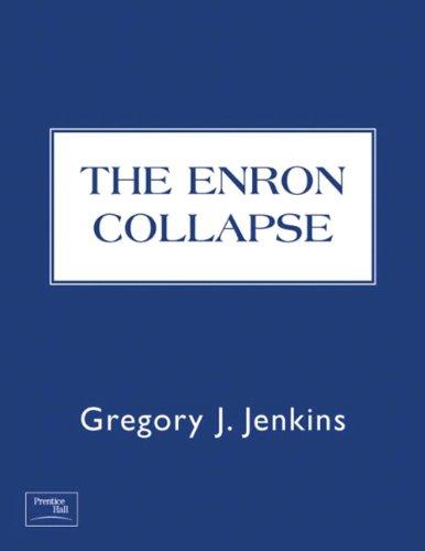 9780130463326: The Enron Collapse