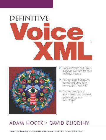 9780130463456: Definitive VoiceXML