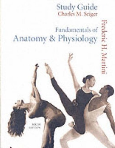 9780130464071: Fundamentals of Anatomy and Physiology: Study Guide