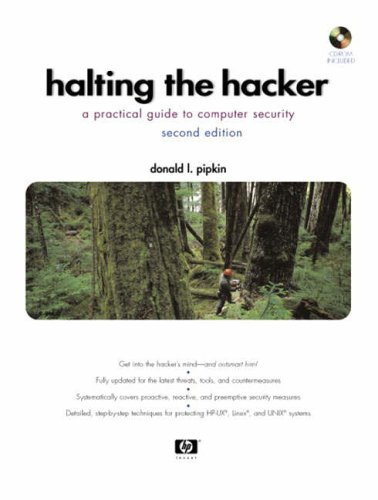 9780130464163: Halting the Hacker: A Practical Guide to Computer Security (Hewlett-Packard Professional Books)