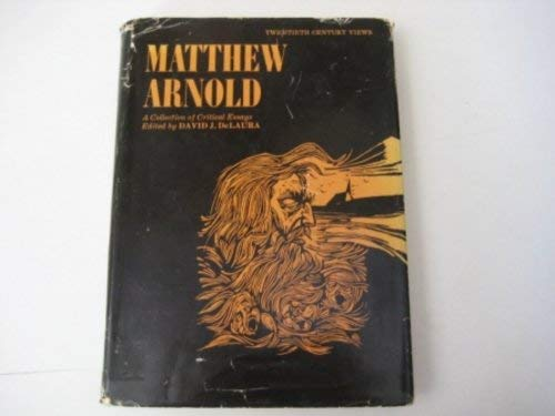 9780130464255: Matthew Arnold (20th Century Views)