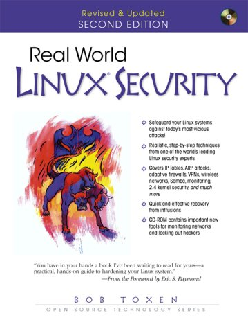 9780130464569: Real World Linux Security (2nd Edition)