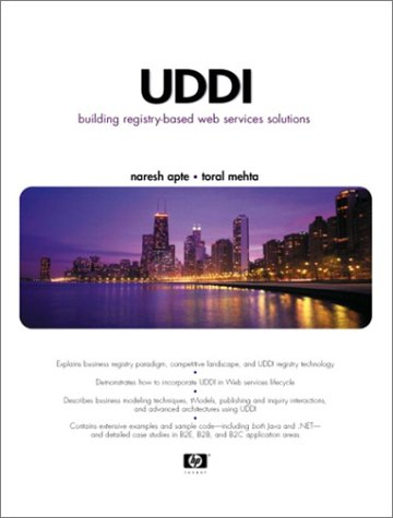 9780130464576: UDDI: Building Registry-based Web Services Solutions