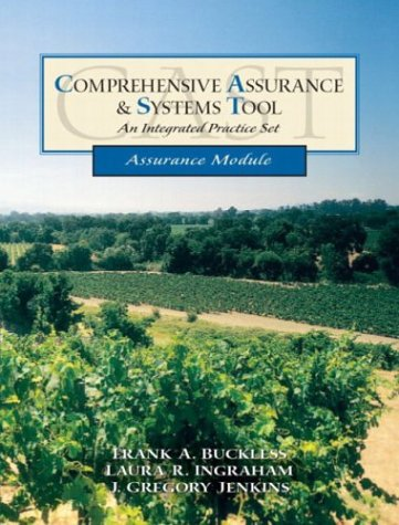 9780130464712: Comprehensive Assurance & Systems Tools: An Integrated Practice Set, Assurance Module