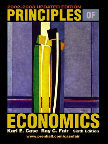 9780130464736: Principles of Economics, Updated Edition (6th Edition)