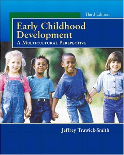 9780130465764: Early Childhood Development: A Multicultural Perspective (3rd Edition)